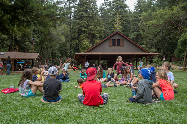 2016 Redwood Camp Week 1 June 12–18