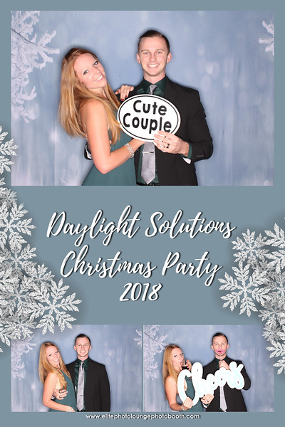 2018.12.15 Daylight Solutions Christmas Party