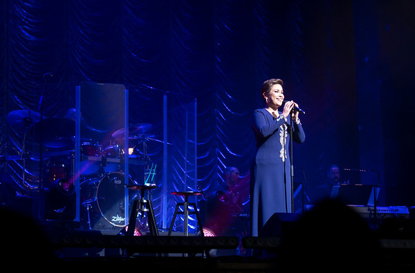 Lea Salonga at the London Palladium
