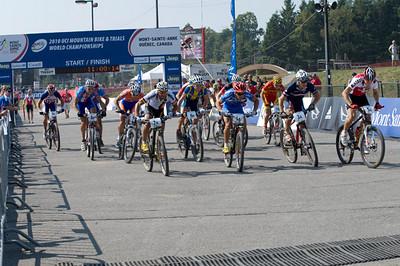 2010 UCI Mountain Bike & Trials World Championships - XC Team Relay