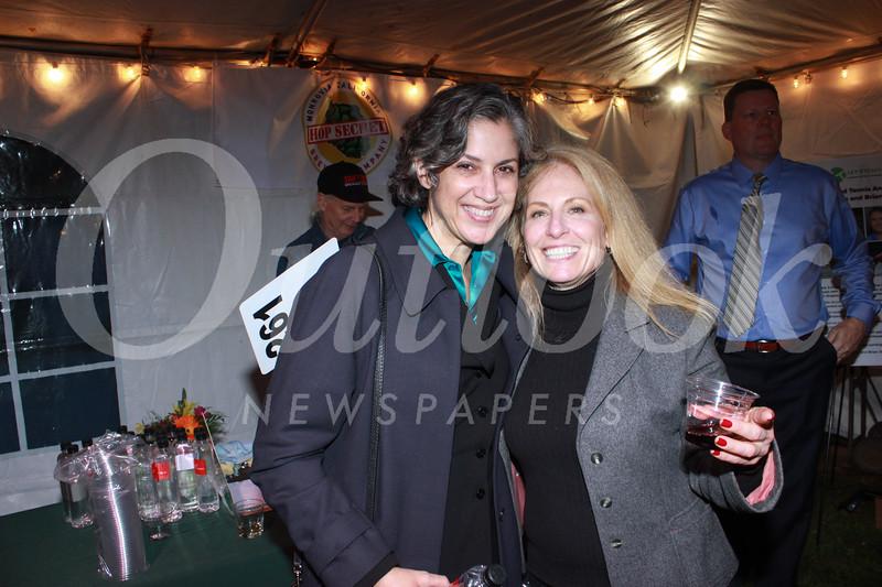 Nicole Schleifer and Joanna Gardner