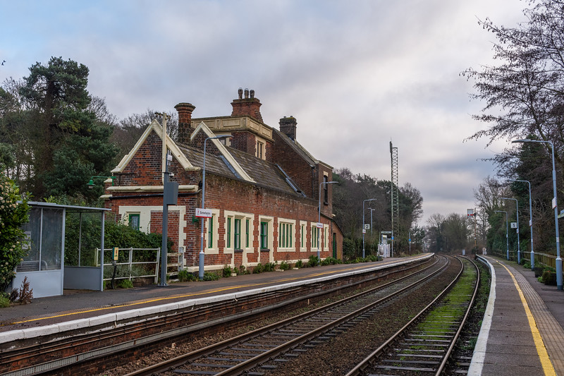 Somerleyton Station & Semaphores