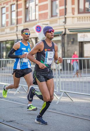 OSLO  Maraton  -  2018