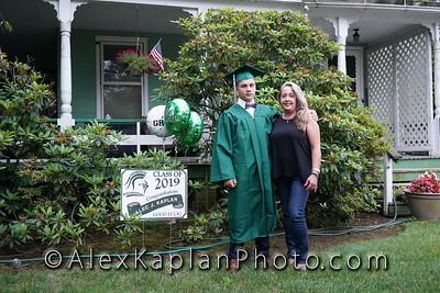 Alec Middle School graduation