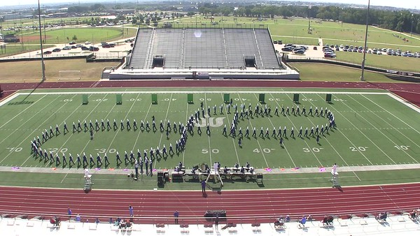 Wylie Marching Festival (Pre-UIL) 10/14/2017