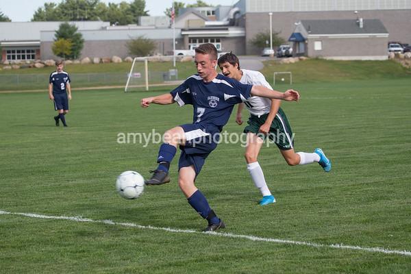 Sanborn Soccer 9/3/19, 9/6/19