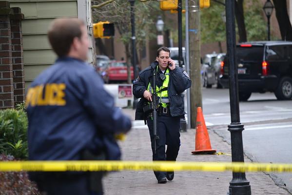 Bomb scare on College of Charleston campus