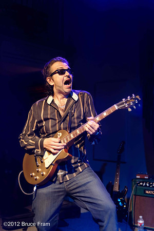 Sean Carney Hosts Fox Blues Jam