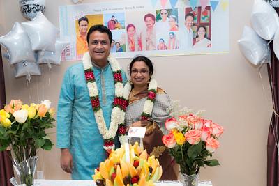Hema  &  Venkat 25th Wedding Anniversary