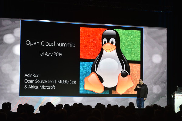OPEN CLOUD SUMMIT 2019