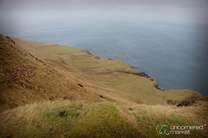 Tobhta Uachdrach Lanscapes - Isle of Skye, China