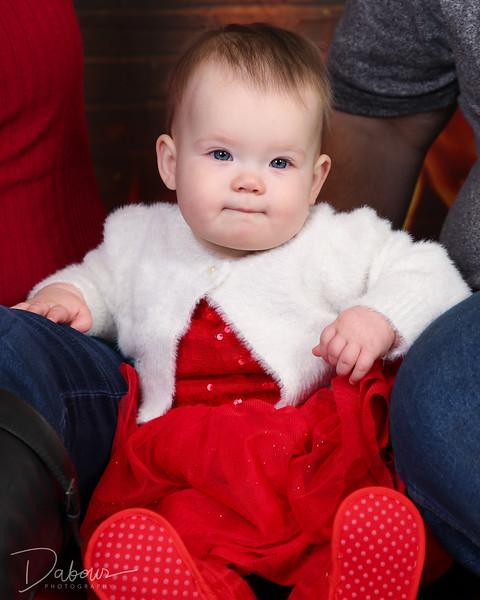 Mackenzie's First Christmas