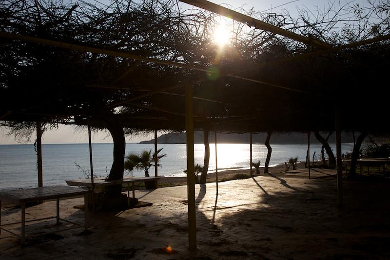 Agamemnon's Taverna on the Beach