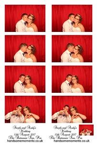 Steph and Andy's  Wedding at The Britannia Inn,Par 12-08-17