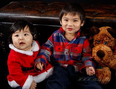 Huong family