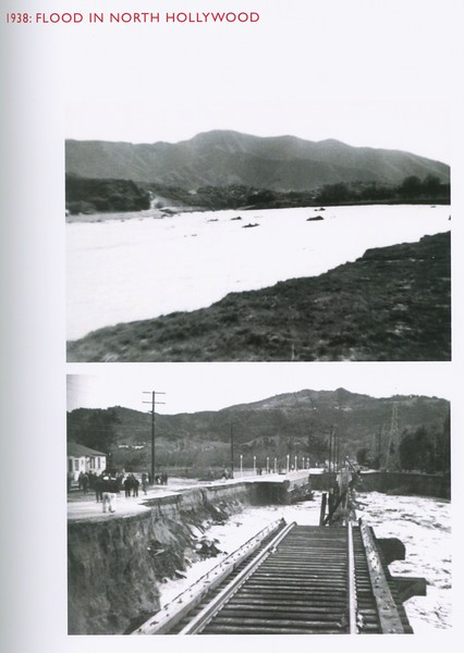 1938, North Hollywood Flood
