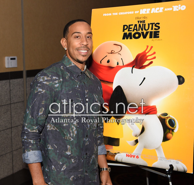 11.3.15 THE PEANUT MOVIE RED CARPET EVENT HOSTED BY THE LUDACRIS FOUNDATION