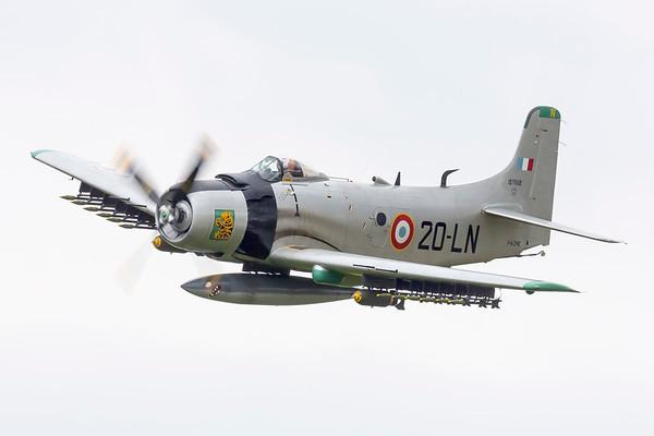 F-AZHK - Douglas AD-4N Skyraider