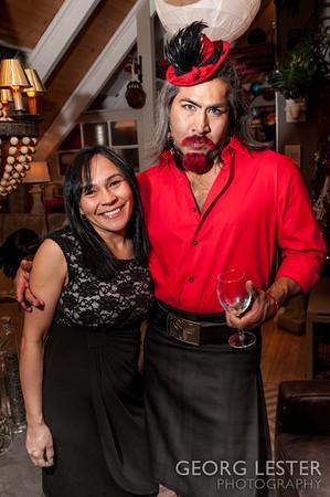 Brad & Antonio's Holiday Party 2013