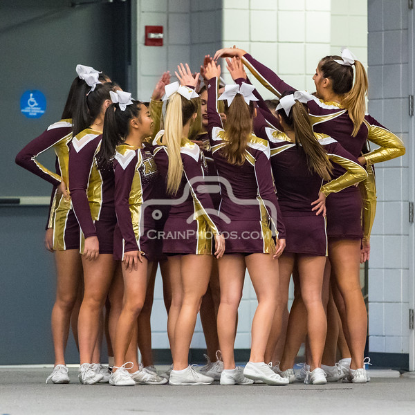 Fall 2017 State Cheerleading Tournament