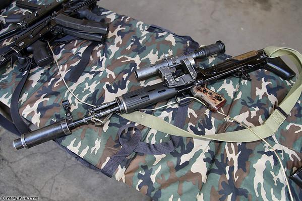 OSN Saturn firearms: SVU-A, AEK-971, AK-74M, AEK-919K, PP-19-01, PP-19, PP-2000, 9A-91 and OTs-27-2