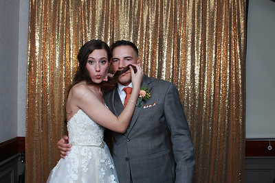2017-09-16 Sarah and Anthony's Photo Booth Pics