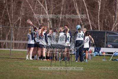 Varsity Girls Lacrosse 5May14 vs S Jeff