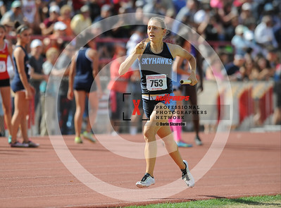 AIA Track & Field 2017 Finals Girl's Track Events