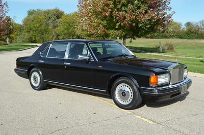 96 Rolls-Royce Silver Spur