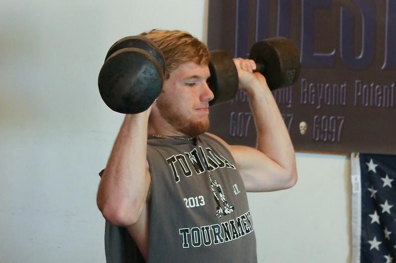 14 08 13 Dayton Weightlifting