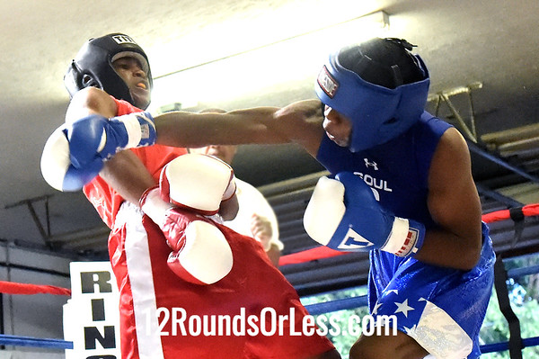 Bout 8 Othal Jones -vs- Delonte Johnson