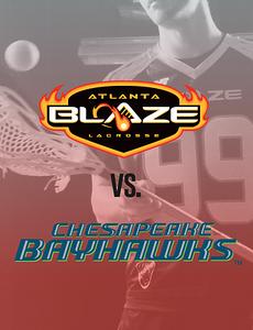 Bayhawks @ Blaze (7/22/17)