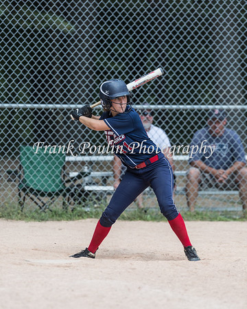 ECF softball 8/1/2015
