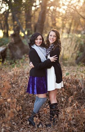 Bethany and Kaytlin