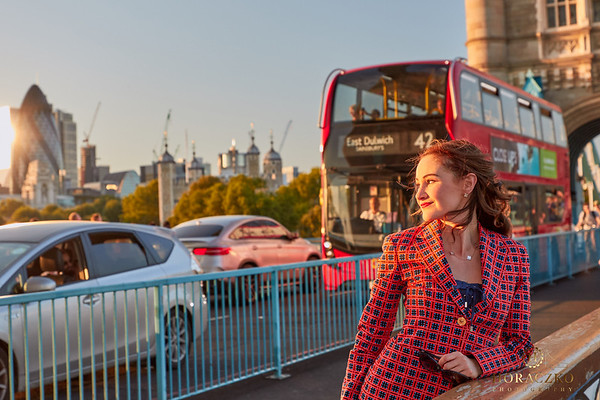London Solo Photoshoot