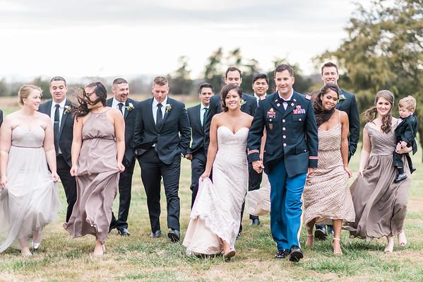 4 Wedding Party