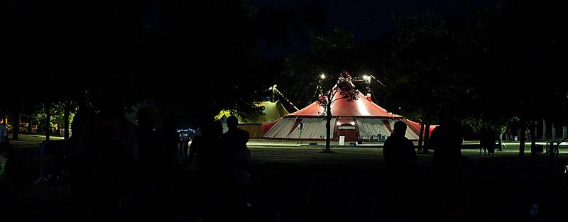 Festival Le Mans fait son cirque - vues d'ambiance