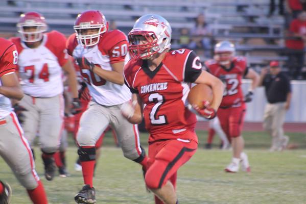Comanche 2012 Football vs. Riverside