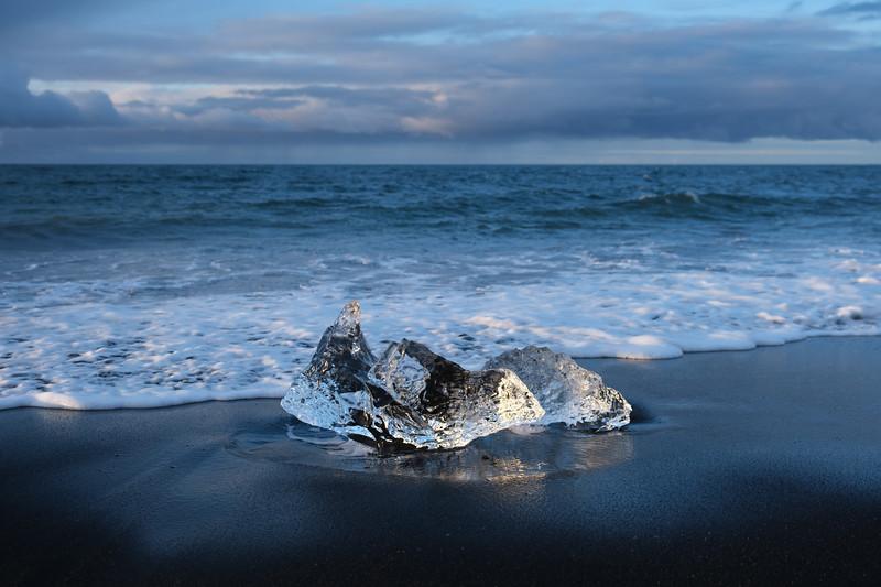 Jökulsárlón Iceberg 1