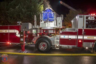 2016 - House Fire October 5, 2016