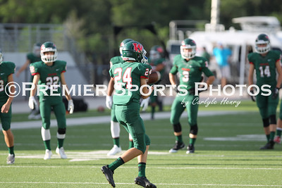 La Porte Varsity Football vs. The Woodlands 9/19/2014