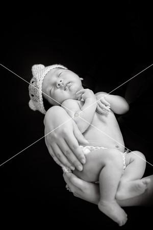 Baby Connor • Newborn Session