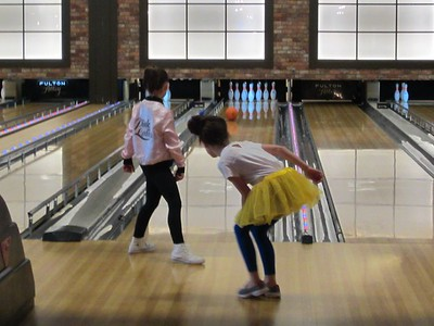 Father/Daughter Auction Bowling (1.28.17)