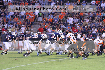 Bears vs Bearcats 9-14-12