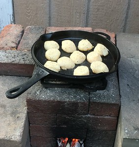 Rocket Stove Recipes