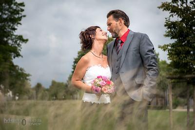 huwelijk Hanneke & Luc