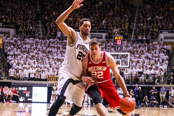 Purdue vs. Wisconsin
