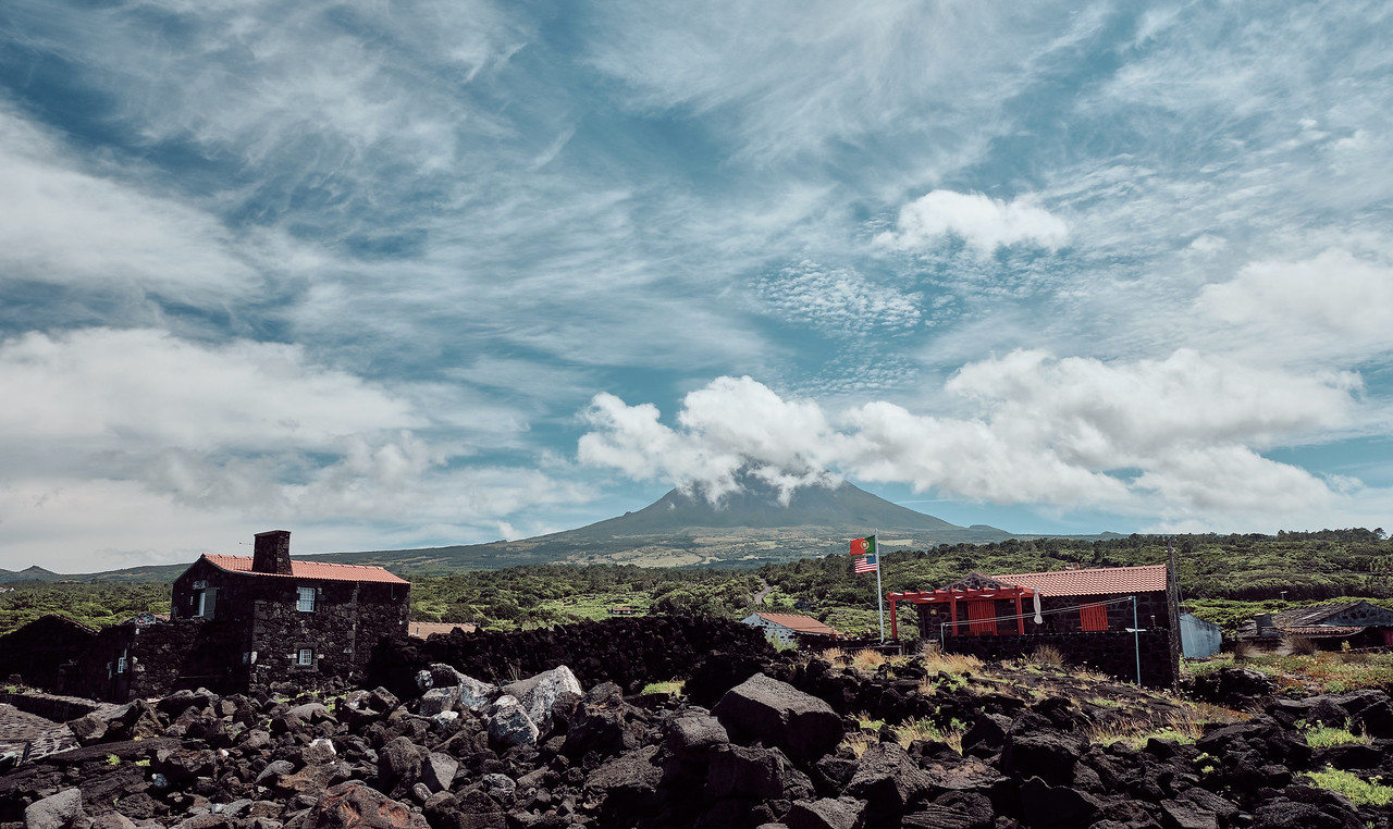 Pico – Madalena und Santa Luzia