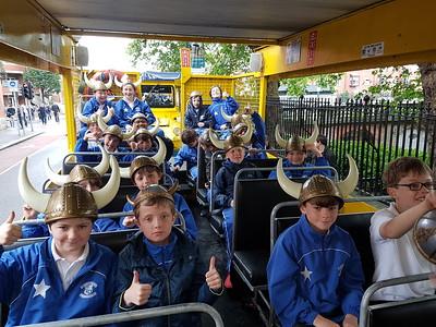 School tour - Viking Splash/ Croke Park