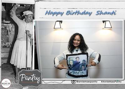Shanti's Birthday Celebration